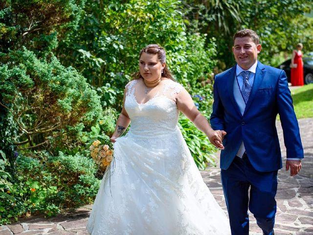 La boda de George  y Ane  en Zarautz, Guipúzcoa 1