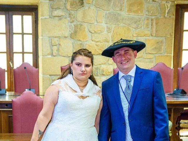 La boda de George  y Ane  en Zarautz, Guipúzcoa 4