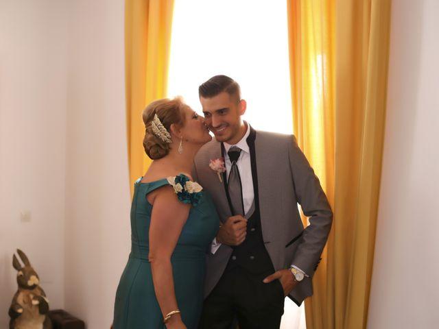 La boda de Jose y Almudena en Villanueva Del Trabuco, Málaga 6