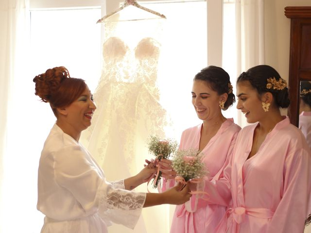 La boda de Jose y Almudena en Villanueva Del Trabuco, Málaga 13