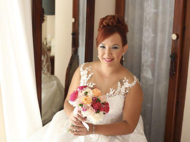 La boda de Jose y Almudena en Villanueva Del Trabuco, Málaga 18