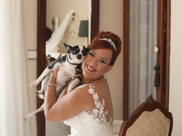 La boda de Jose y Almudena en Villanueva Del Trabuco, Málaga 22