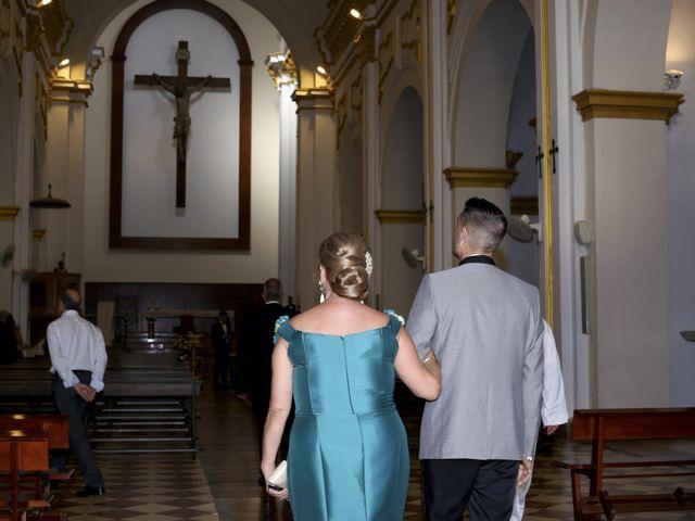La boda de Jose y Almudena en Villanueva Del Trabuco, Málaga 25