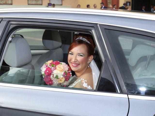 La boda de Jose y Almudena en Villanueva Del Trabuco, Málaga 27