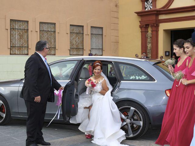 La boda de Jose y Almudena en Villanueva Del Trabuco, Málaga 28