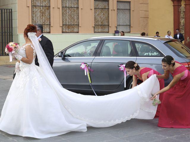 La boda de Jose y Almudena en Villanueva Del Trabuco, Málaga 29