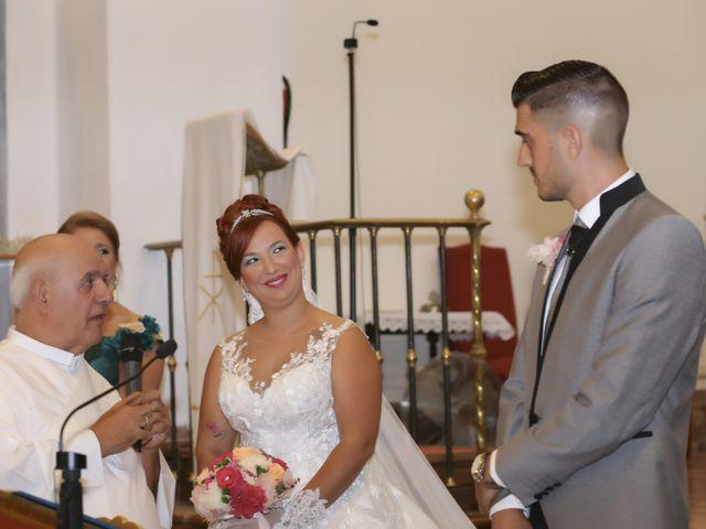 La boda de Jose y Almudena en Villanueva Del Trabuco, Málaga 32