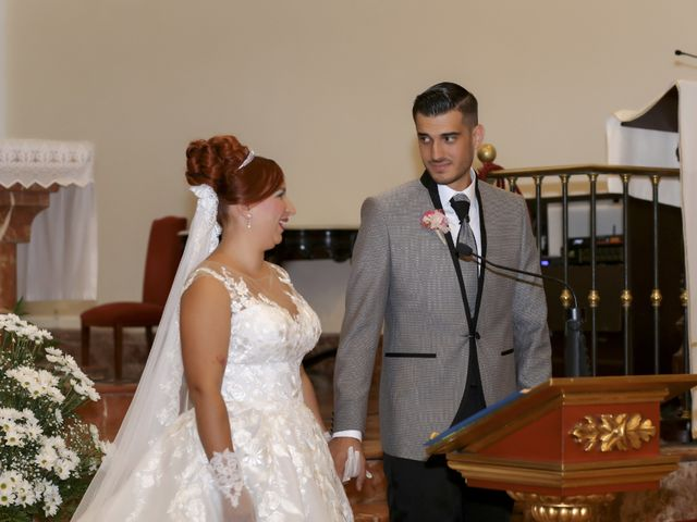 La boda de Jose y Almudena en Villanueva Del Trabuco, Málaga 33