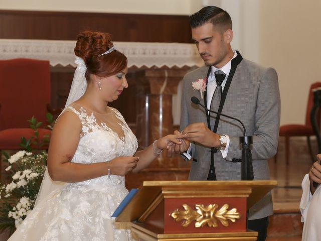 La boda de Jose y Almudena en Villanueva Del Trabuco, Málaga 35