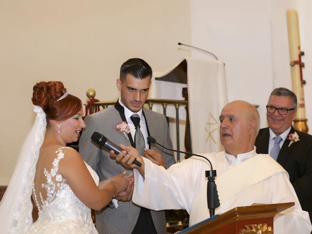 La boda de Jose y Almudena en Villanueva Del Trabuco, Málaga 37
