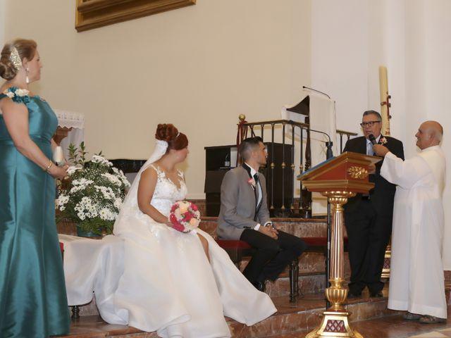 La boda de Jose y Almudena en Villanueva Del Trabuco, Málaga 38