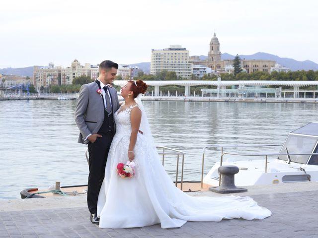 La boda de Jose y Almudena en Villanueva Del Trabuco, Málaga 40