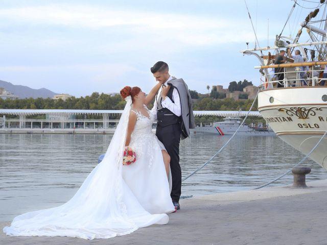 La boda de Almudena y Jose