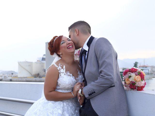La boda de Jose y Almudena en Villanueva Del Trabuco, Málaga 1