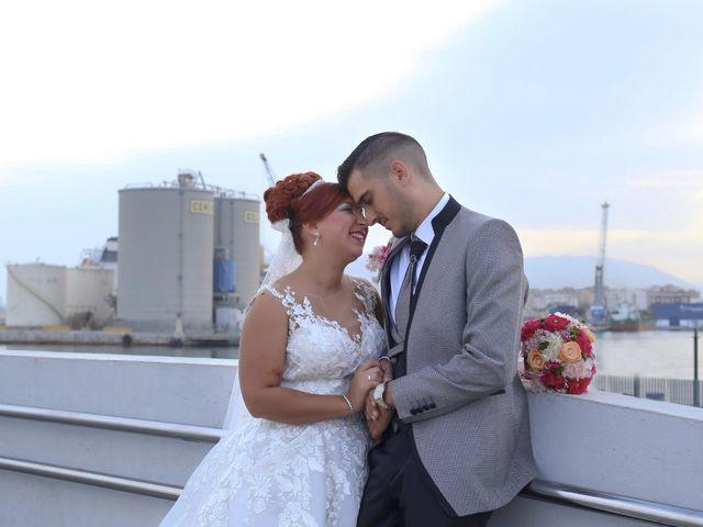 La boda de Jose y Almudena en Villanueva Del Trabuco, Málaga 41