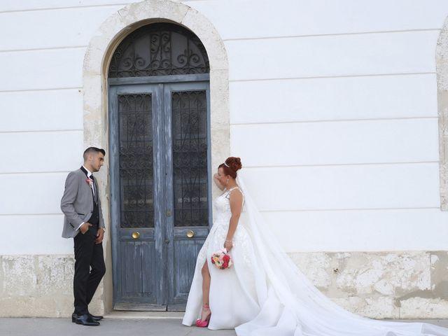 La boda de Jose y Almudena en Villanueva Del Trabuco, Málaga 2