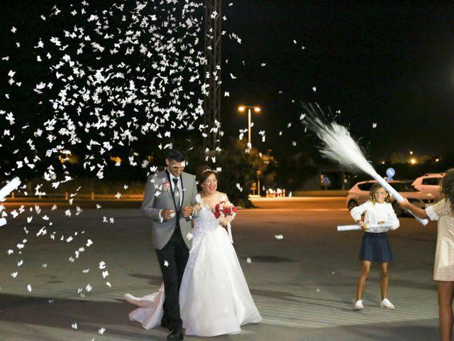 La boda de Jose y Almudena en Villanueva Del Trabuco, Málaga 45