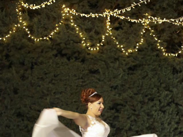 La boda de Jose y Almudena en Villanueva Del Trabuco, Málaga 47