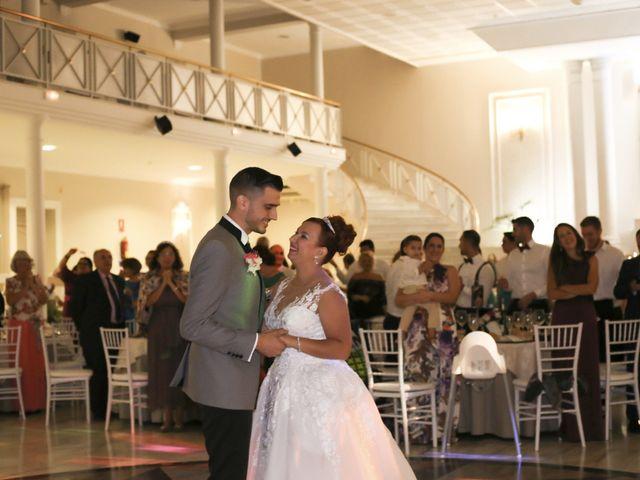 La boda de Jose y Almudena en Villanueva Del Trabuco, Málaga 52
