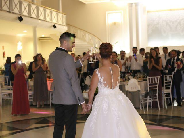 La boda de Jose y Almudena en Villanueva Del Trabuco, Málaga 53