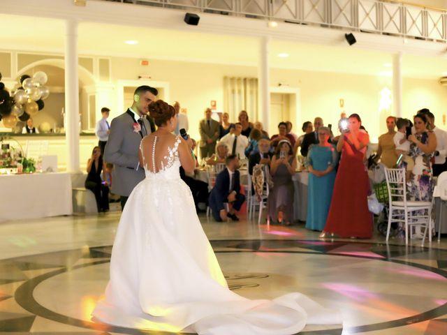 La boda de Jose y Almudena en Villanueva Del Trabuco, Málaga 54