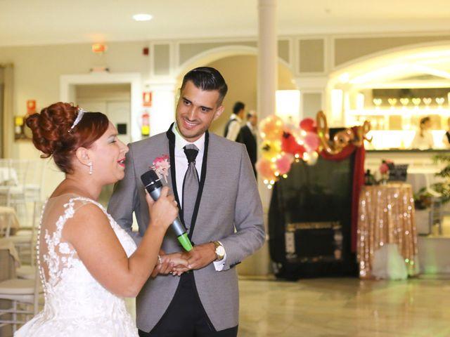 La boda de Jose y Almudena en Villanueva Del Trabuco, Málaga 55