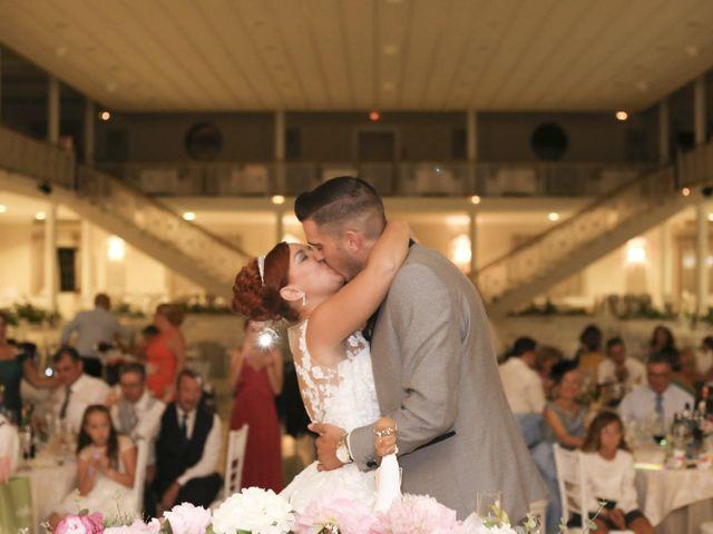 La boda de Jose y Almudena en Villanueva Del Trabuco, Málaga 56