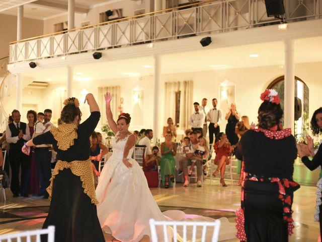 La boda de Jose y Almudena en Villanueva Del Trabuco, Málaga 57