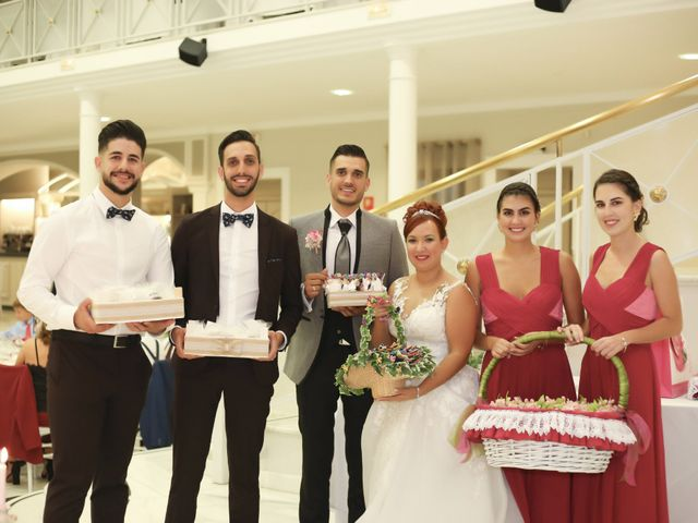 La boda de Jose y Almudena en Villanueva Del Trabuco, Málaga 58