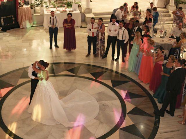 La boda de Jose y Almudena en Villanueva Del Trabuco, Málaga 59