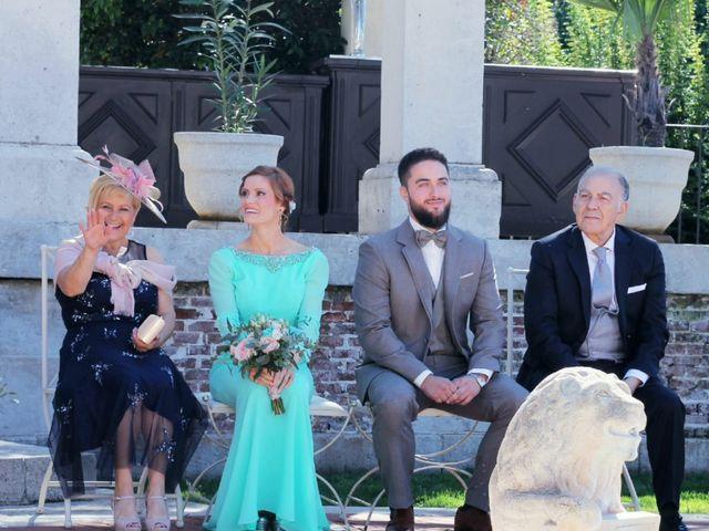 La boda de Iria y Diego