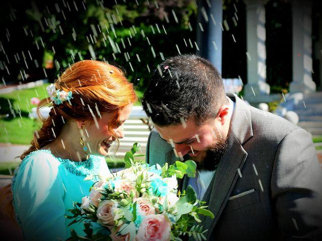 La boda de Diego y Iria en Valladolid, Valladolid 1