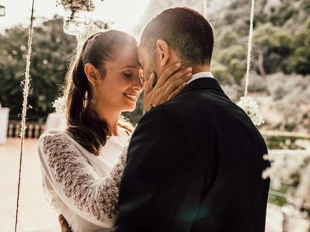 La boda de Javi y Mar en Orient, Islas Baleares 12