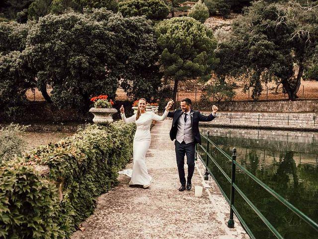 La boda de Javi y Mar en Orient, Islas Baleares 13