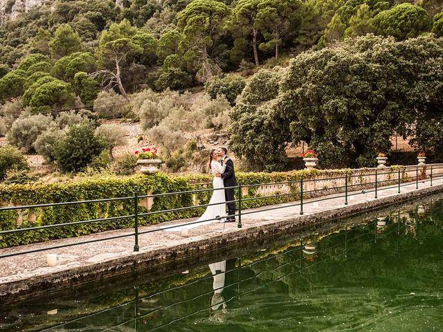 La boda de Javi y Mar en Orient, Islas Baleares 14