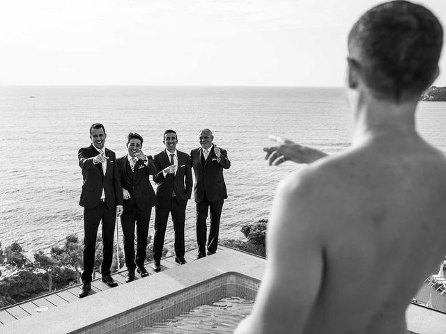 La boda de Javi y Mar en Orient, Islas Baleares 6