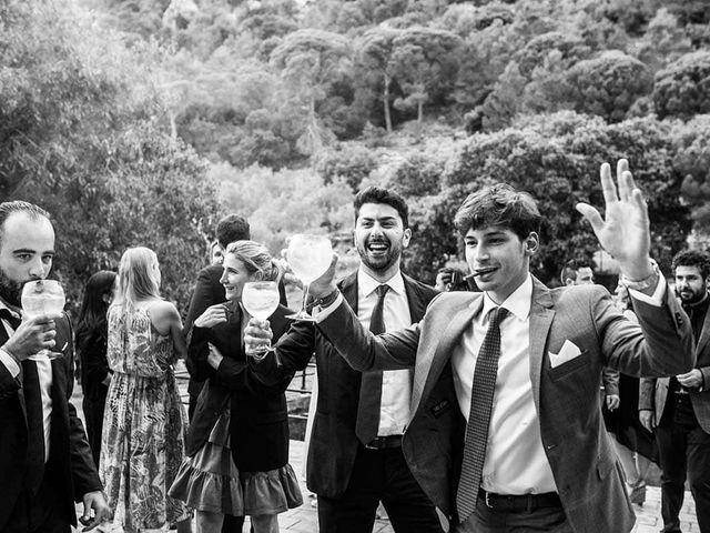 La boda de Javi y Mar en Orient, Islas Baleares 21