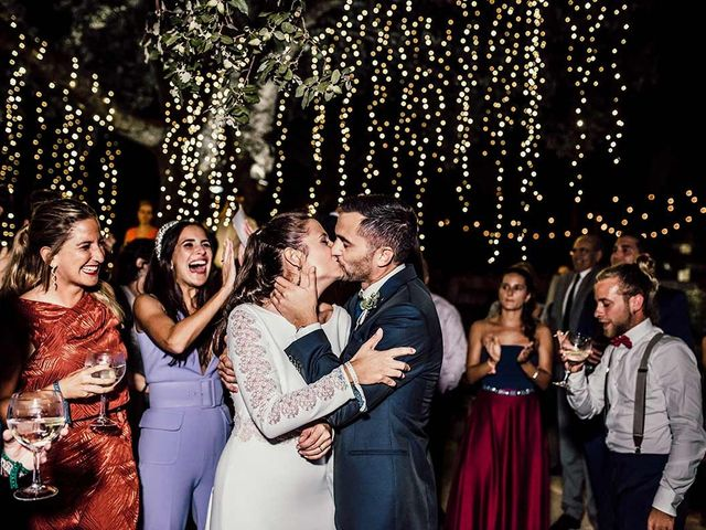 La boda de Javi y Mar en Orient, Islas Baleares 27