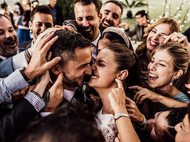 La boda de Javi y Mar en Orient, Islas Baleares 26