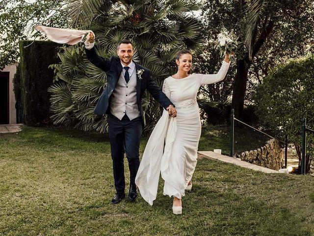 La boda de Javi y Mar en Orient, Islas Baleares 3