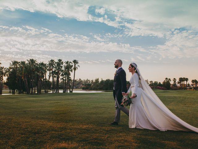 La boda de Álvaro y Nazareth