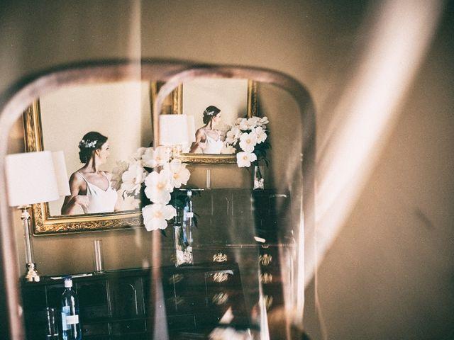 La boda de Miguel y Silvia en Outes, A Coruña 1
