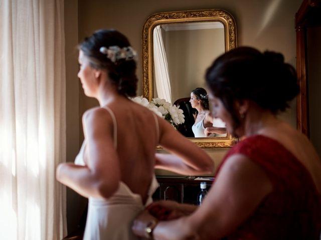 La boda de Miguel y Silvia en Outes, A Coruña 32