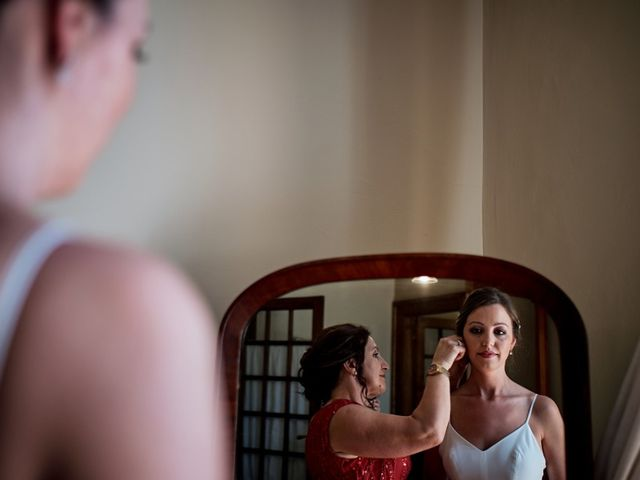 La boda de Miguel y Silvia en Outes, A Coruña 34