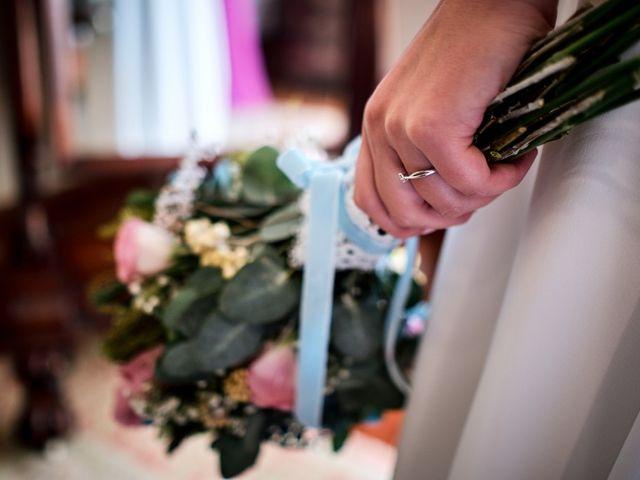 La boda de Miguel y Silvia en Outes, A Coruña 37