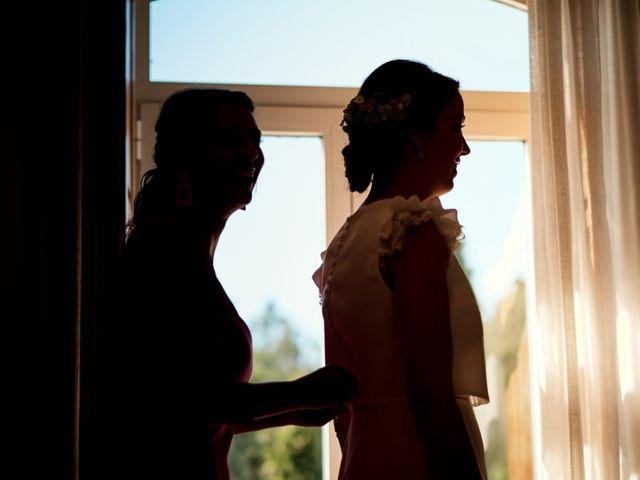 La boda de Miguel y Silvia en Outes, A Coruña 38