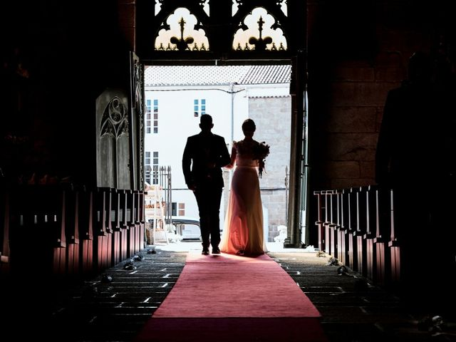 La boda de Miguel y Silvia en Outes, A Coruña 42