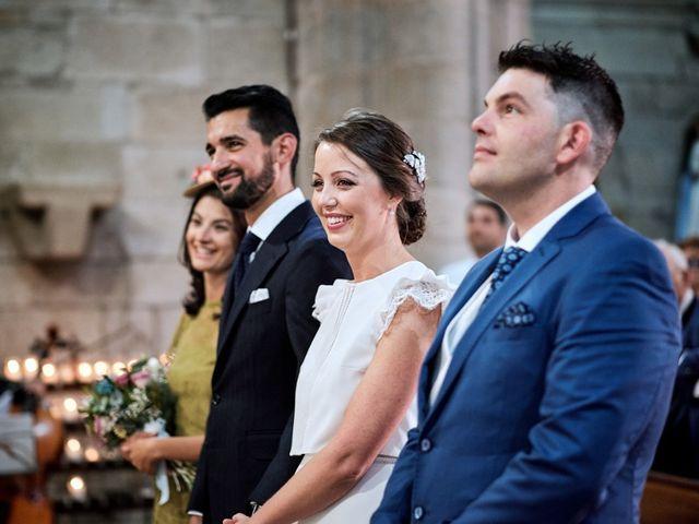 La boda de Miguel y Silvia en Outes, A Coruña 43