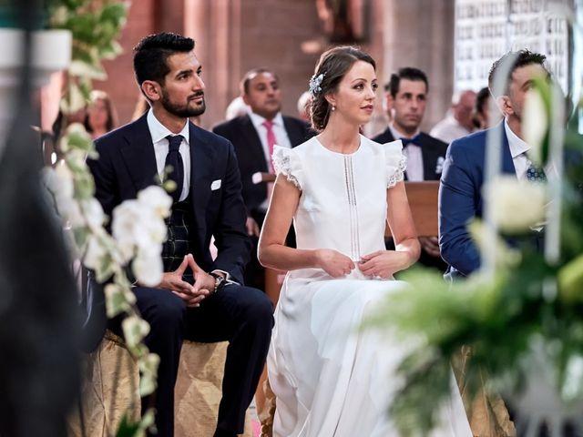 La boda de Miguel y Silvia en Outes, A Coruña 45