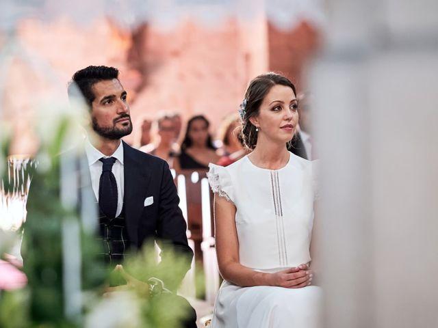La boda de Miguel y Silvia en Outes, A Coruña 46